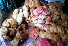 Pan de Muerto: una tradición en altares de Guerrero