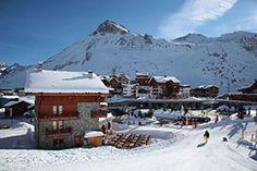 Skiing & Snowboarding: Montana Platon - Tignes