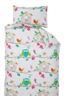 Owl Duvet Cover Set Http Www Very Co Uk