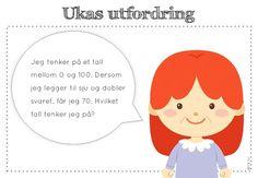 Teaching Math, Maths, Norway, Education, Reading, School, Children, First Grade, Young Children
