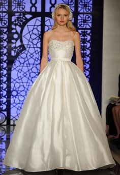 Reem Acra Brings Magic to Her Fall 2016 Wedding Dress Collection | TheKnot.com