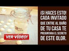 CADA INVITADO QUE ENTRE AL BAÑO DE TU CASA SALDRÁ PREGUNTANDO EL SECRETO DE ESTE OLOR. - YouTube