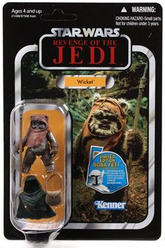 Vintage-Style Carded Wicket (Revenge card)