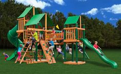 Backyard Playground and Swing Sets Ideas: Backyard Play Sets For ...