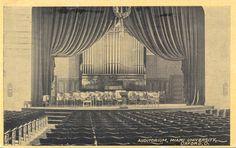 Auditorium :: Bowden Postcard Collection Online