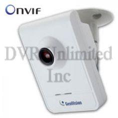GeoVision GV-CBW120 1.3MP H.264 Wireless Cube IP Security Camera