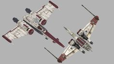 X-wing Fighter History Gallery | StarWars.com