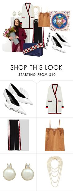 """Girls2"" by lailamur on Polyvore featuring мода, Cami NYC и Chanel"
