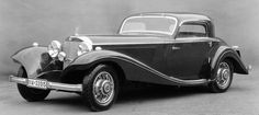 Mercedes-Benz 500K Sports Sedan, 1935