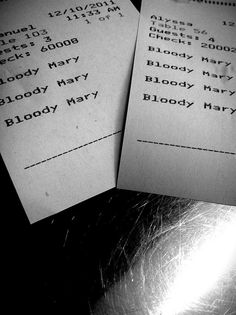 #Nopa #SanFrancisco #Brunch #BloodyMary