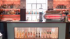 Wes Anderson designed a bar and it is everything you would imagine it to be, enter: Bar Luce by Wes Anderson. Surely it's too good to be true? Read more.