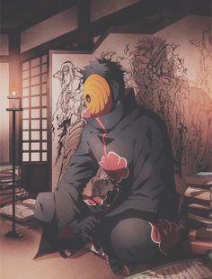 #Tobi #akatsuki #obito #naruto