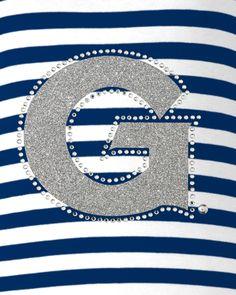 Georgetown Hoyas   Team Fashion Apparel   meesh & mia