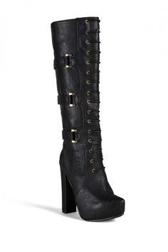 NYLA Mitchell Laced Boot