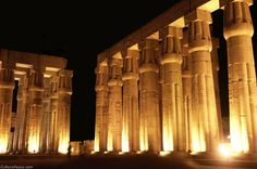 Luxor - had a midnight ride on the nile in one of the paddle wheelers, then a personal tour of the valley of the kings at 2am...