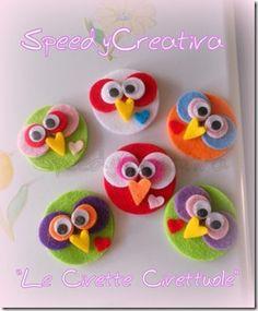 """Le """"Civette civettuole""""! By Speedy Creativa Production"""