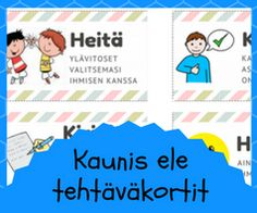Katso, mikä on ajankohtaista tällä viikolla Les Sentiments, Teaching Kindergarten, Early Childhood Education, Emotional Intelligence, Social Skills, Pre School, Special Education, Classroom, Positivity