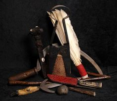 Cornish Witchcraft-images-tools Gemma Gary