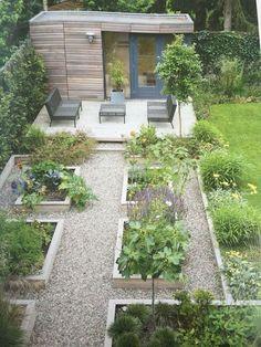 50 stunning small cottage garden ideas for backyard landscaping Plants for . Garden Types, Diy Garden, Garden Care, Garden Shrubs, Small Cottage Garden Ideas, Garden Cottage, Backyard Cottage, Backyard Vegetable Gardens, Vegetable Garden Design