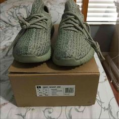 Adidas Yeezy boost 350 Moonrock us size 8 Mens Comes with original box and receipt . These are rare and authentic .DEADSTOCK Adidas Shoes Athletic Shoes