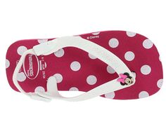 Havaianas Kids Disney Classics (Toddler) Acqua - Zappos.com Free Shipping BOTH Ways