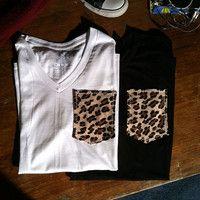 Pocket T-Shirts - Cheetah Pack