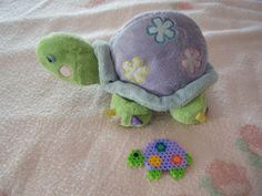 Turtle perler beads by Julie P.- Perler® | Gallery