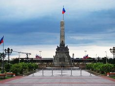 Top 20 Most Beautiful Places to Visit in Manila, Philippines Rizal Park, Jose Rizal, Manila Philippines, Philippines Vacation, Amazing Race, Tourist Spots, Travel News, Asia Travel, Famous Places