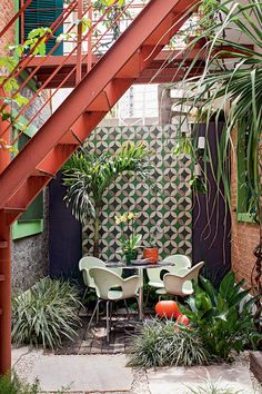 e jardim hidráulicos wall shui de cores Pergola, Patio Gazebo, Backyard Patio, Outdoor Retreat, Outdoor Spaces, Outdoor Living, Outdoor Decor, Home Room Design, House Design