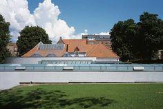 The Aarhus Art Building, extensions  C.F. Møller. Photo: Torben Eskerod
