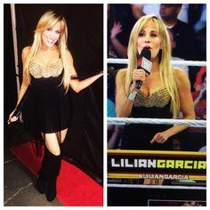 Lilian Garcia Lilian Garcia Fringe Dress Jingle Dress