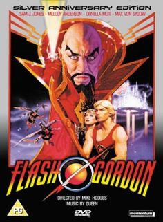 Flash Gordon (1980). Flash ooh ooh he saved every one of us.......