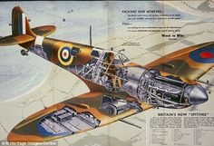 A place in history: A poster unveiling the Spitfire from around 1939