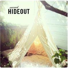 girl's tent