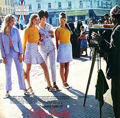 bobbie brooks 1967   1967 The Many Looks of Bobbie Brooks   Vintage Fashion   Pinterest