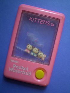 TOMY Pocket Waterfuls