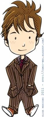 Comic Who - Tenny. |That's my Doctor!
