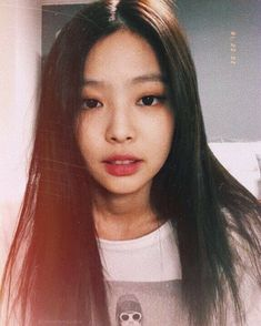 Jennie is so cute✨ Blackpink Jennie, South Korean Girls, Korean Girl Groups, Oppa Gangnam Style, Kim Jisoo, Ulzzang Girl, K Pop, Kpop Girls, Girl Crushes