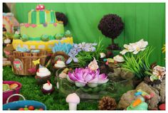 Candy bar - Naturaleza y Hadas24