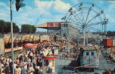 1950s York Fair - York County Heritage Trust