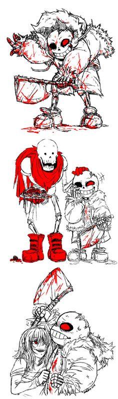 Horrortale by Sweedles on DeviantArt
