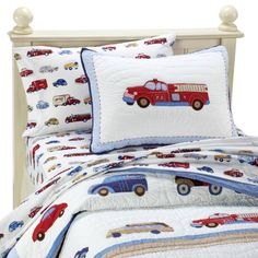 product image for Whistle & Wink™ Cars and Trucks Quilt and Accessories