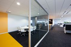 Australand Residential's Spacious Offices