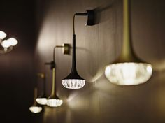 Flea, wall lamp by CVL - design Emilie Cathelineau / made in Franc