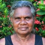 Regina Wilson (Daly River) Regina Wilson is a prominent Indigenous artist based in the Daly River region. Together with her husband Regina ...