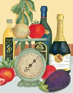 Wine Art, Beth Grove bethgrove.com