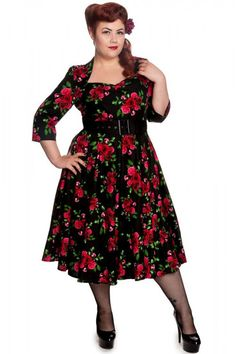 Vintage dresses plus sizes