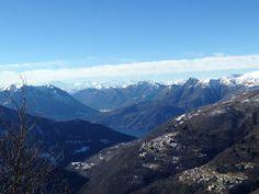 View ok Lake Como from Pian delle Betulle | vista sul Lago di Como da Pian delle Betulle | #lakecomo #lagodicomo #piandellebetulle #lakecotravelguideapp #panorama