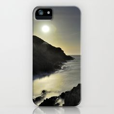 The moon iPhone & iPod Case by Guido Montañés - $35.00