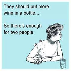 #WineWednesday #hahaha